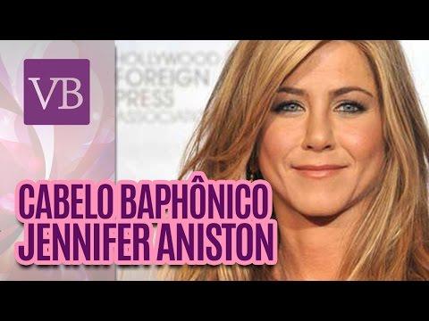 Corte De Cabelo Da Jennifer Aniston | Você Bonita