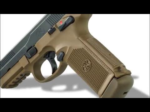 Gun of the Week: FNH USA FNX-45