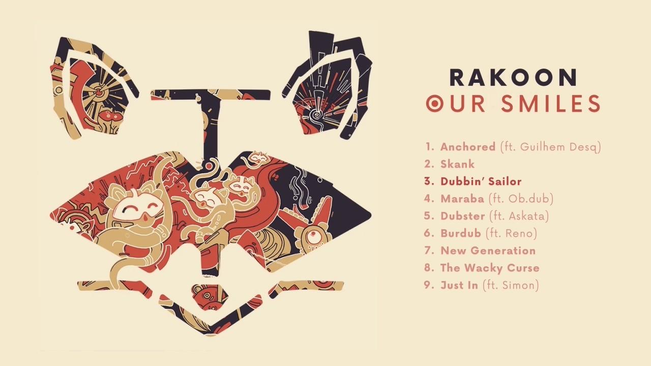 Download Rakoon - Our Smiles [Full Album]