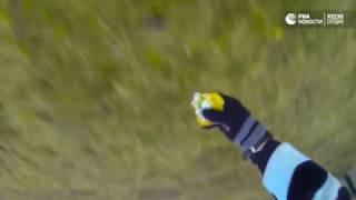 Белорусский роупджампер макнул драник в сметану в прыжке