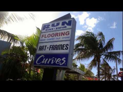 Take a stroll around Indialantic Florida, 5th Avenue and the Boardwalk beach