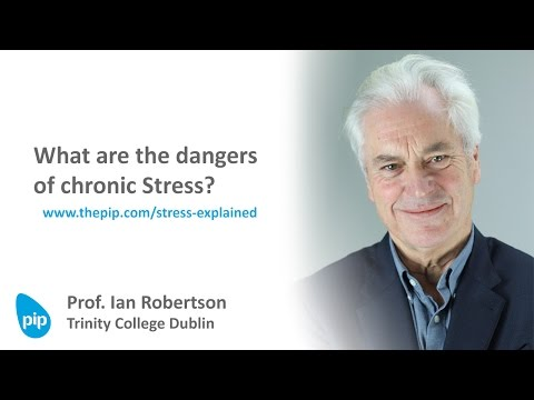Pip presents Stress Explained - Q. What are the dangers of chronic stress?
