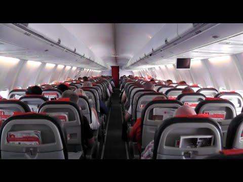 NORWEGIAN INFLIGHT EXPERIENCE ONBOARD 737-800