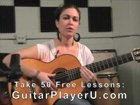 Amazing Flamenco Lessons - Rasqueado