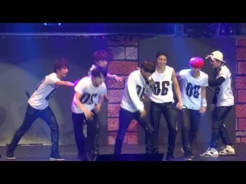 [FanCam] 20141207 BTS - Jump TRB Manila
