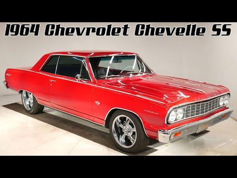 1964 Chevrolet Chevelle   Volo Auto Museum