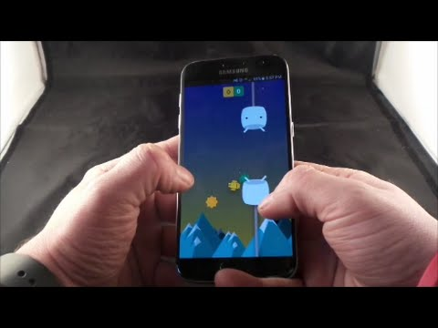 HIDDEN Flappy Bird Game Within Android 6.0 System