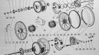 Výmena ložísk kolesa BABETTA 225/210/207