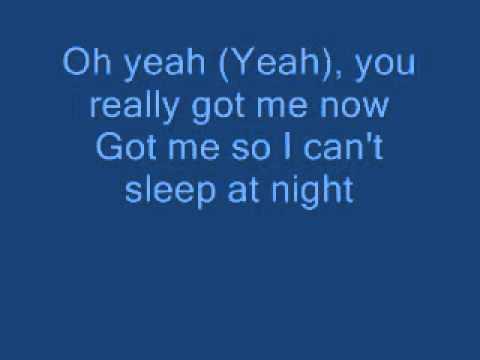 You Really Got Me - Van Halen (With Lyrics)