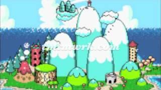 Team Teamwork - Dr. Octagon - Blue Flowers (Yoshi