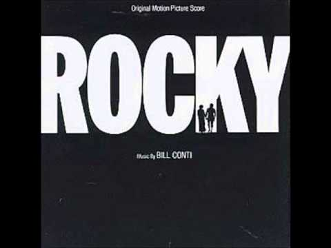 Bill Conti  Rocky  Going The Distance