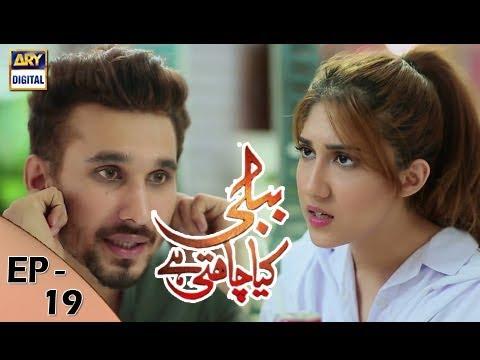 Bubbly Kya Chahti Hai - Episode 19 - 29th November 2017 - ARY Digital Drama