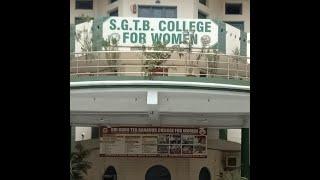 Sri Guru Teg Bahadur College For Women Amritsar, under the Khalsa College