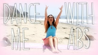 Dance with Me Ab Challenge | POP Pilates Beach Series