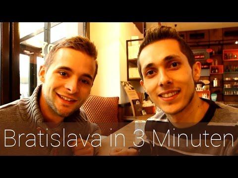 Bratislava in 3 Minuten | Reiseführer | Die besten Sehenswürdigkeiten