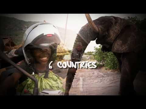 GlobeRiders  Africa Adventure DVD Trailer