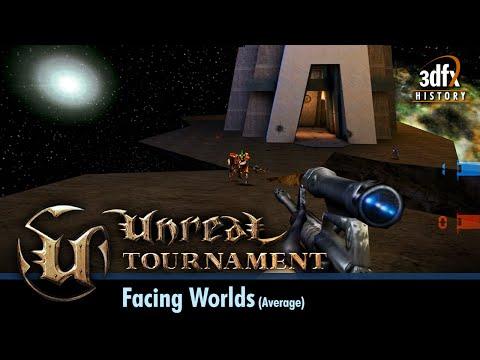 3dfx Voodoo 5 6000 AGP - Unreal Tournament -  CTF - Facing Worlds (Average) (4xFSAA)
