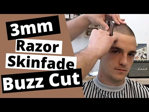 Jacob - #1 buzzcut with razor skin fade from YouTube · Duration:  58 seconds