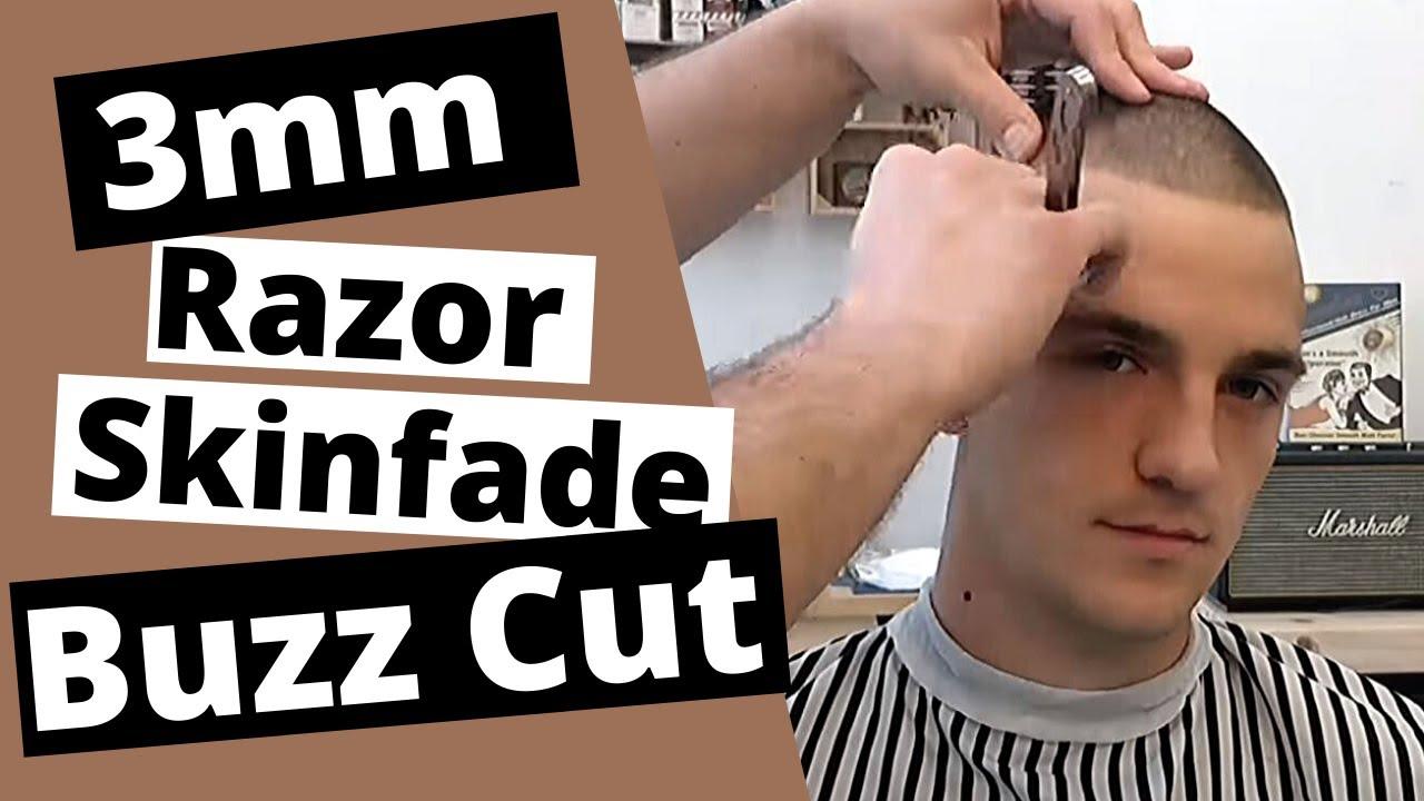 Jakub Fryzura Na Rekruta Z Bokami Brzytwą Youtube