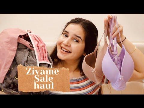 ZIVAME SHOPPING HAUL | BACK TO OFFICE SALE | ShivShakti Sachdev