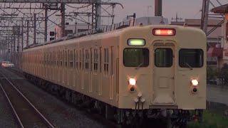 【東武ファンフェスタ返却回送】東武8000系8568F・8111F通過