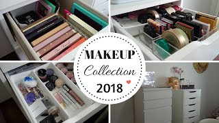 MAKEUP COLLECTION 2018 ♡ chiore83