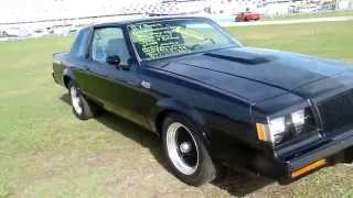 American Muscle Cars INC, 1987 GRAND NATIONAL CLONE FOR SALE-CHEAP