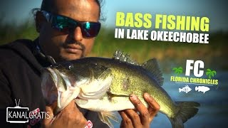 Florida Chronicles - Float Fishing Largemouth Bass in Lake Okeechobee | ft. Bassonline.com