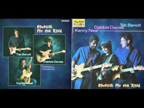 Tab Benoit, Debbie Davies and Kenny Neal - I Put A Spell On You