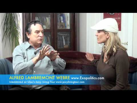 Alfred Webre - We live in a multiverse - ETs, ITs, UFOs, dimensions (part 1/2)