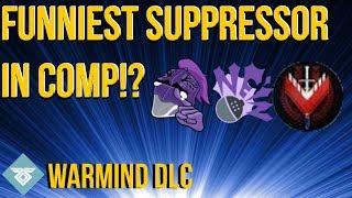 300 IQ SUPPRESSOR IN COMP! ROAD TO REDRIX - WARMIND DLC - DESTINY 2