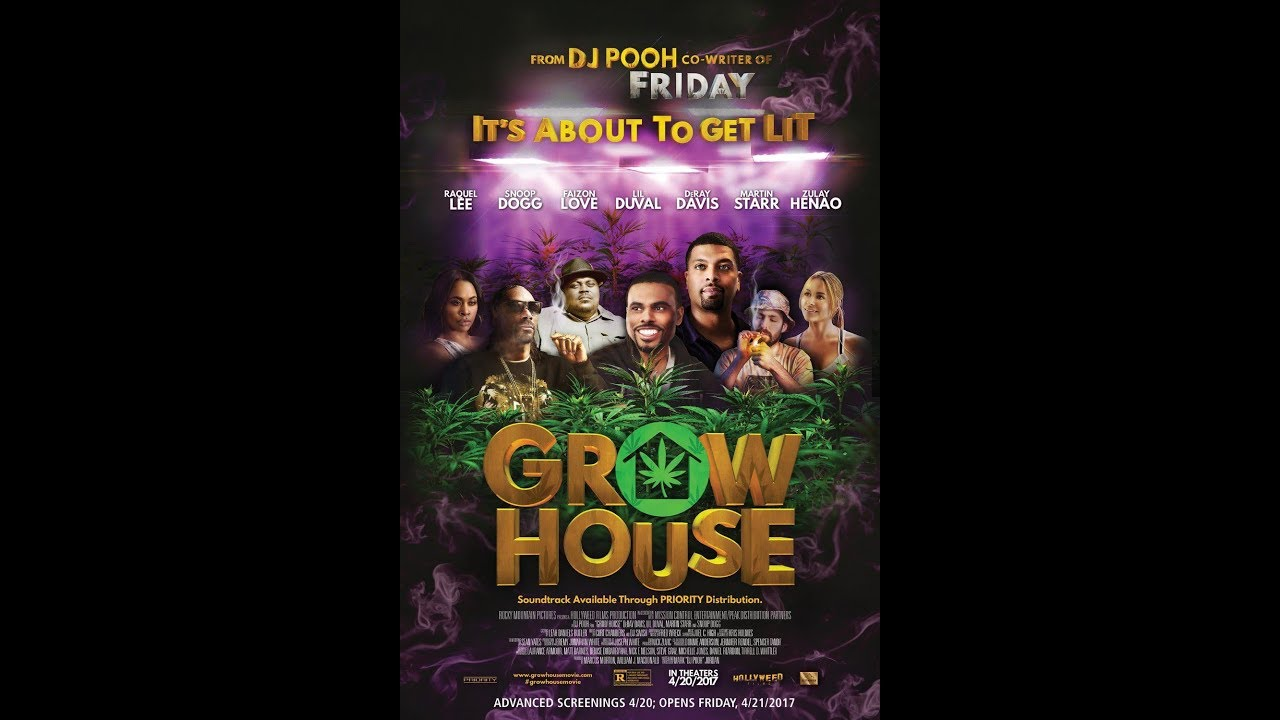 Download Fayzon Love,DeRay,Lil Duval- Grow House 2017- Full Movie
