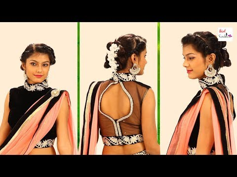 South Indian Bridal Hairstyles & Makeup Image for Fashion | Girl Fashion