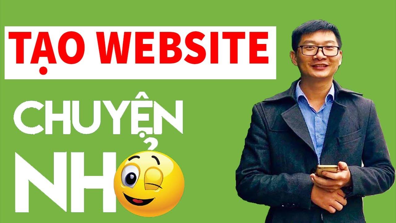 1. Cách Tạo Website Bán Hàng Chuẩn SEO, Miễn Phí (Chưa Biết Gì Cũng Làm Được)