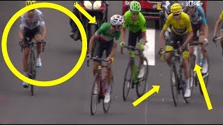 Tour De France 2017 Stage 12 Chris Froome Was Dropped But Why?
