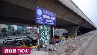 Hà Nội xin tiếp tục được trông xe dưới gầm cầu   VTC1