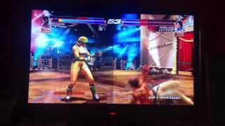Обзор на лучшие файтинги на PS3 с Joker #2- TEKKEN Tag Tournament 2