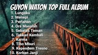 Kumpulan lagu Guyon Waton Top full album