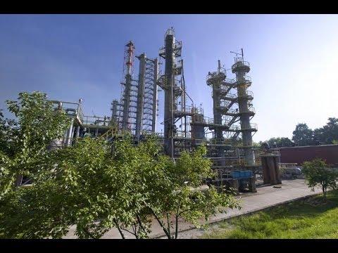 «Профессия эколог»: о работе экологов на Московском НПЗ