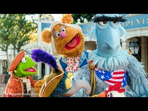 Disney Podcast - MUPPETS LIBERTY SQUARE, HONG KONG HALLOWEEN - Dizney Coast to Coast - Ep. 338