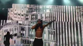 Lil Wayne - Swag Surf / Wasted / Ride For My Niggas (Live) - Holmdel, NJ