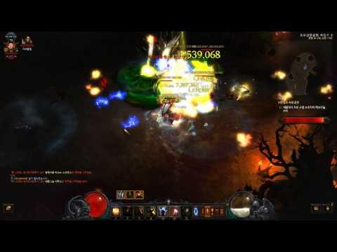 Diablo3 T6 rift solo - crusader with condemn/FoH(2.0.5)