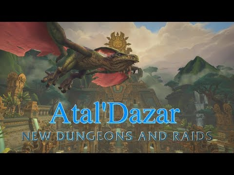 Story of Atal'Dazar - Battle for Azeroth Alpha