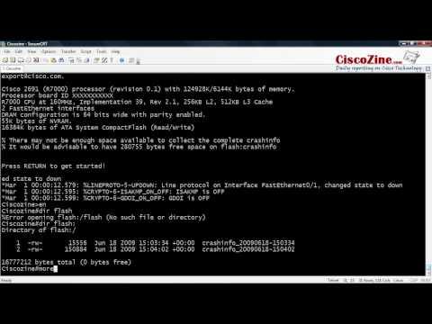 Have you never seen a Cisco crash? | CiscoZine