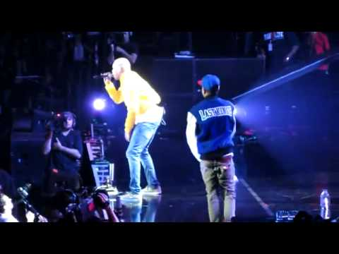 Chris Brown, Tyga, Kevin McCall Deuces Los Angeles, CA   YouTube