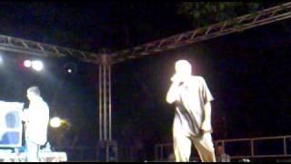 Assalti Frontali - Un cannone me lo merito Live @ San Sperate 1° Maggio 2010