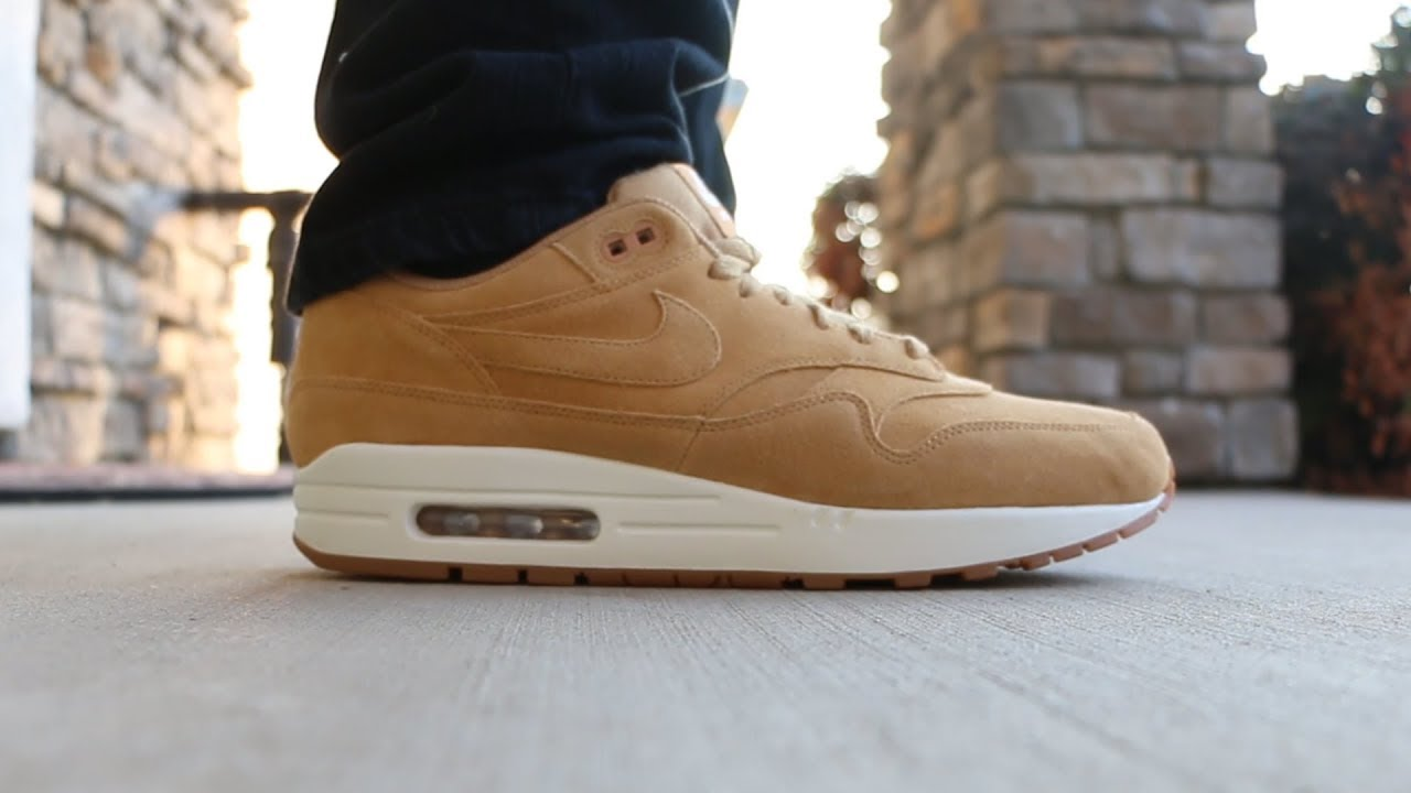 Nike Air Max 1 Premium 'Flax' Release Date. Nike SNKRS