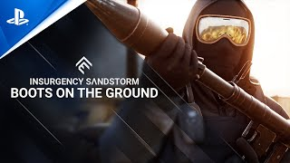 Insurgency: Sandstorm - B๐ots on the Ground Trailer   PS5, PS4