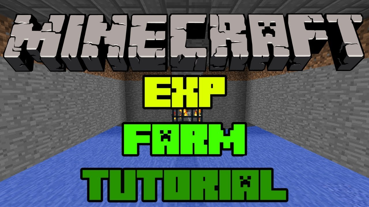 how to make an xp farm in minecraft