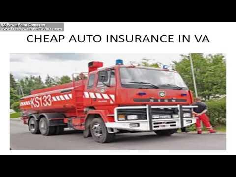 CHEAP AUTO INSURANCE IN VA